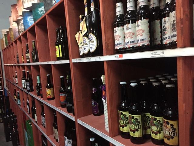 Getränke Liebick bei München - Craft Bier Fest Events