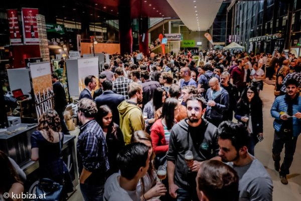 Craft Beer Festival Graz - Die Szene trifft sich an der Mur