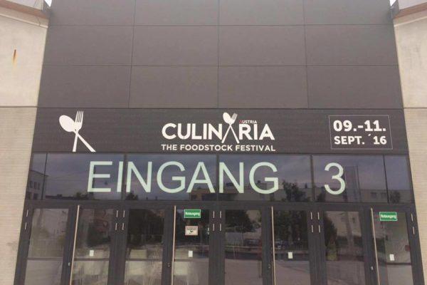 UPDATE: CULINARIA - THE FOODSTOCK FESTIVAL