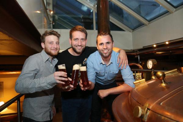 Wiener Collaboration Brew mit Salzburger Touch