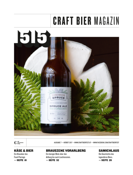Craft Bier Fest Magazin Cover