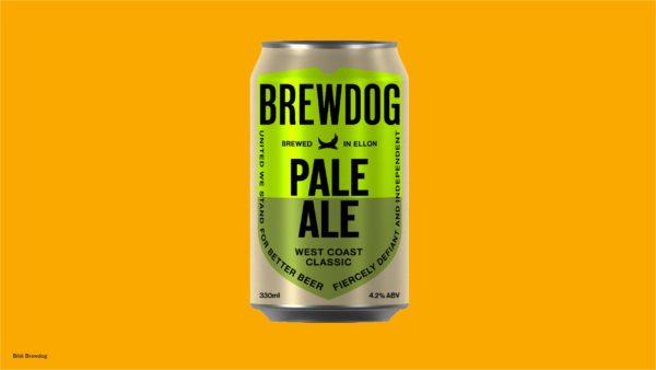Bier Brewdog Pale Ale