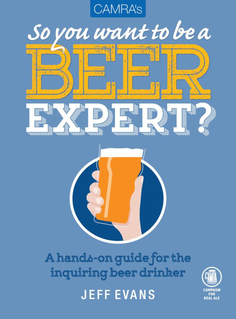 Ein Poster der Campaign for Real Ale, einer internationalen BierkonsumentInnenvereinigung.